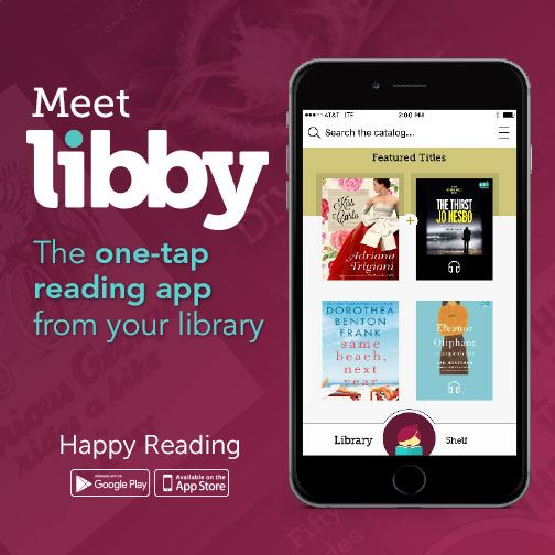 meet libby the app