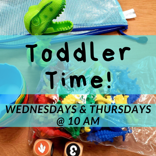 Toddler Time!