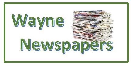 Wayne Herald button