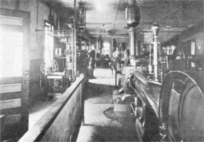Power Plant Interior - 1890s